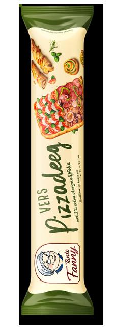 Vers Pizzadeeg