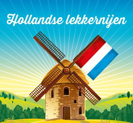 Hollandse lekkernjien