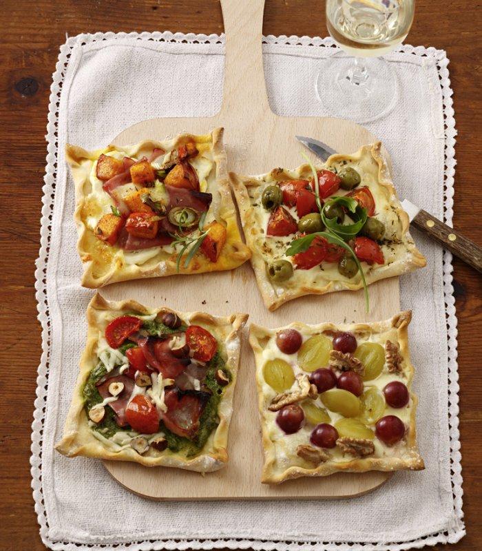 Pizza kwartet