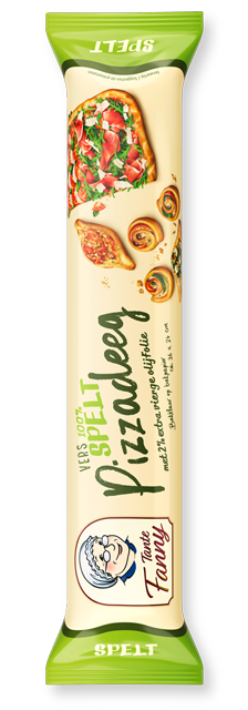 Vers Spelt-Pizzadeeg