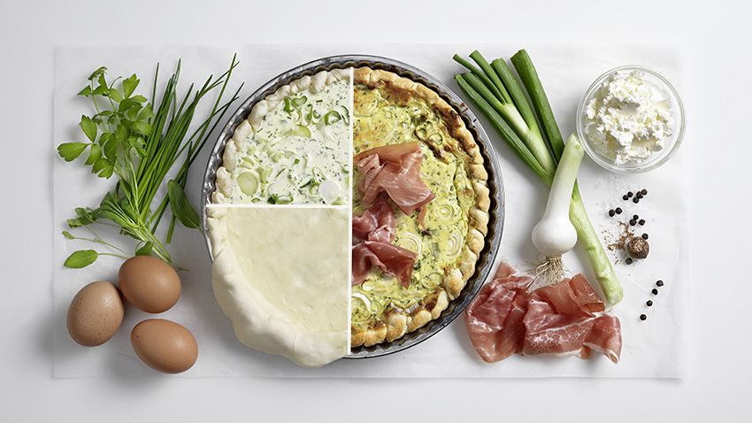 quiche stappenfoto