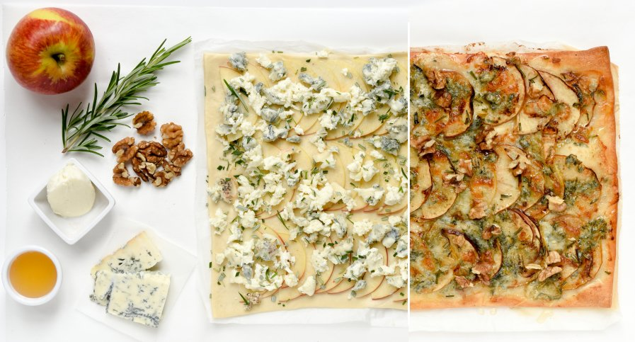 montage-gorgonzola-appel-pizza