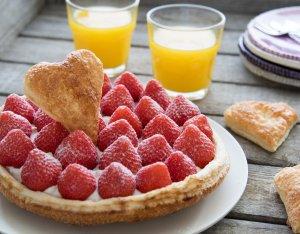 Recept: Aardbeienschelp