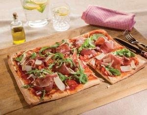 Recept: Pizza met Prosciutto
