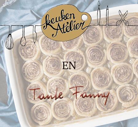 Keukenatelier en Tante Fanny