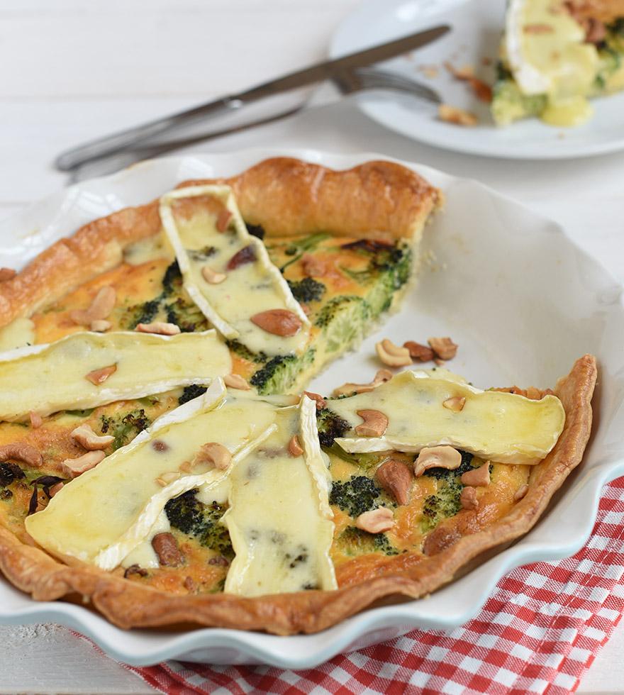 Broccoliquich Tante Fanny