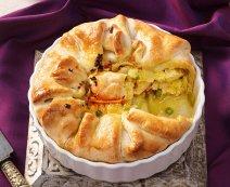 Kip-curry Pie
