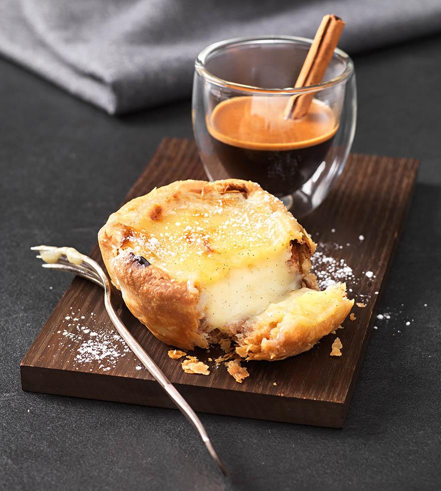 Recept Pasteis De Nata Met Tante Fanny Vers Bladerdeeg