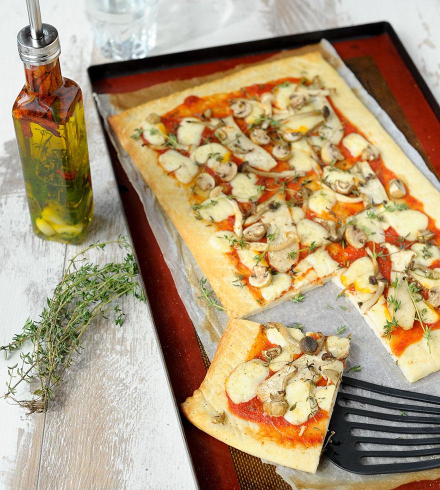 Pizza Funghi Tante Fanny