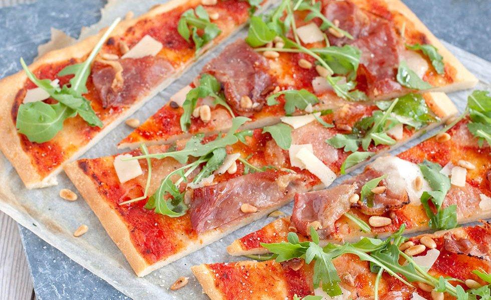Pizza Parma Tante Fanny
