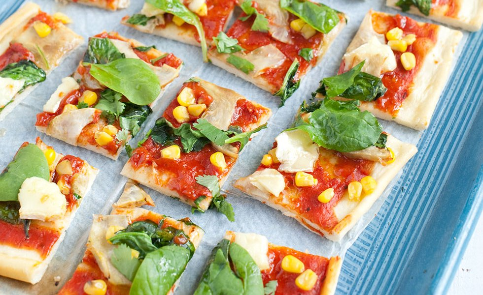 Pizza Verdure Tante Fanny