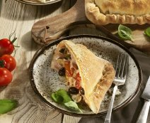 Recept: Pizza Calzone