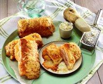 Mierikswortel-hambroodjes
