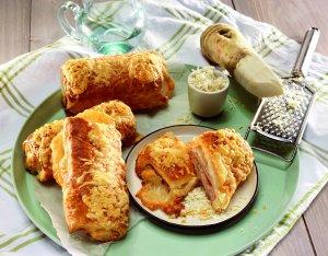 Recept: Mierikswortel-hambroodjes