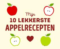 Mijn 10 lekkerste appelrecepten