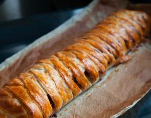 Recept: Mega saucijzenbrood