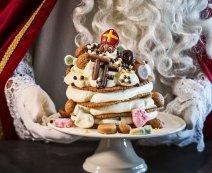 Sinterklaas monchoutaart