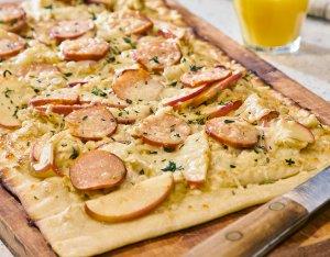 Recept: Ontbijtpizza