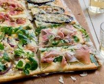 Recept: Pizza Bianca op vier manieren