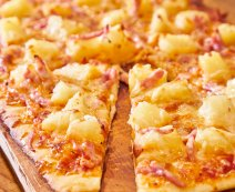 Recept: Pizza Hawaii