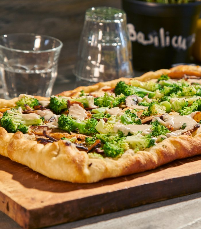 Gek op Pizza - Tante Fanny vers pizzadeeg op rol- Nieuwsbrief