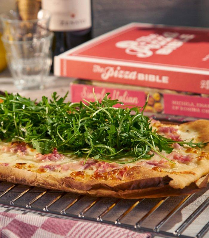 Gek op Pizza - Tante Fanny vers pizzadeeg op rol - Waar te koop