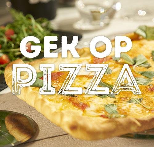 De lekkerste pizzarecepten