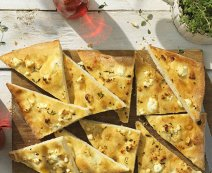 Recept: Focaccia met kruiden en Feta