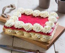 Recept: Tompouce taart