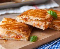 Recept: Pizza Parigina