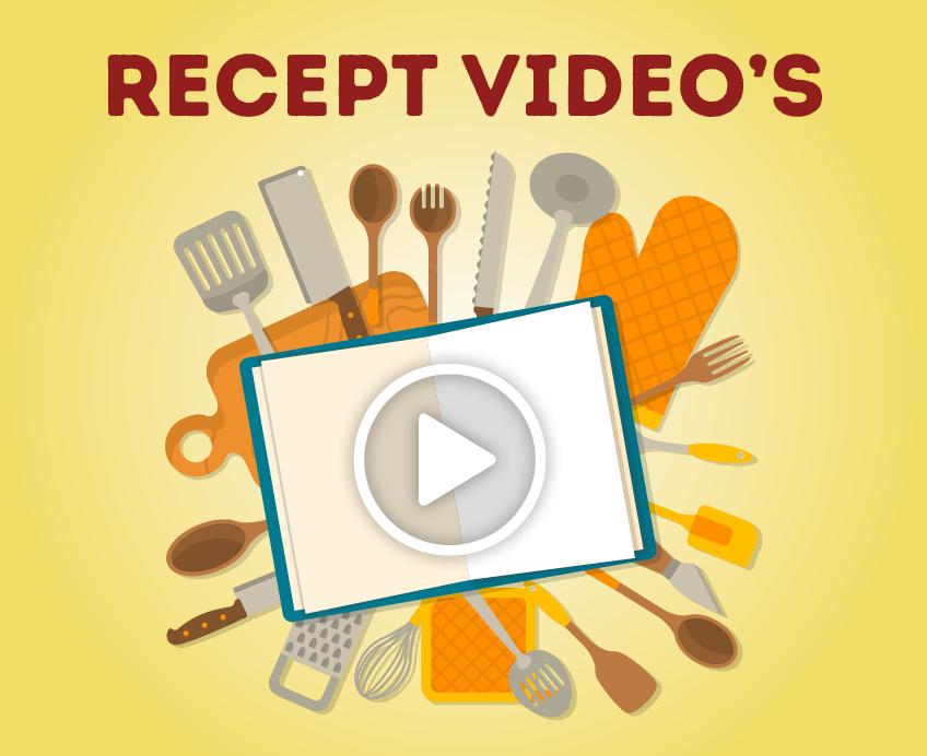 Recept video's