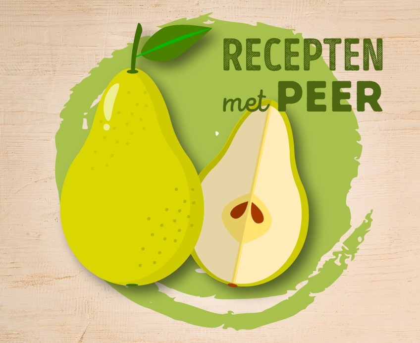 Recepten met peer