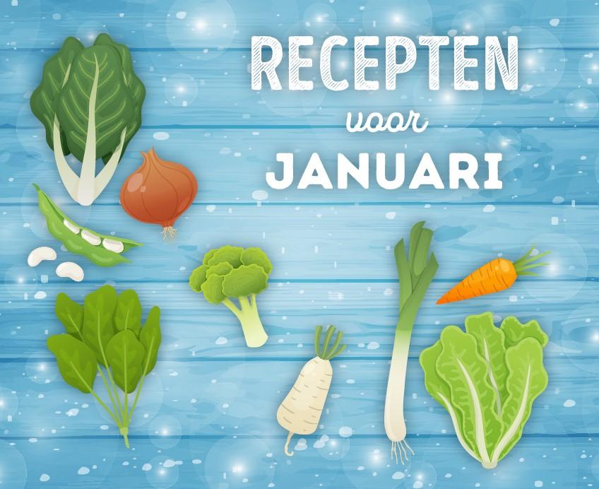 Recepten voor januari