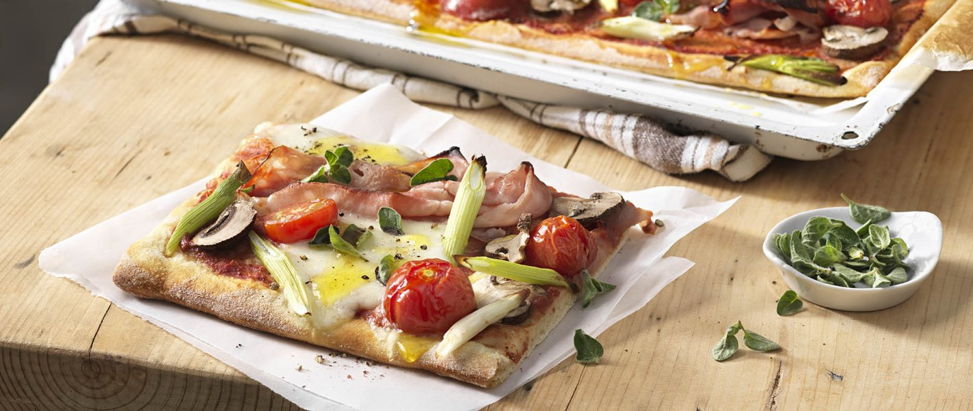 Pizza Cardinale - Tante Fanny.nl