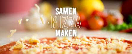 Pizza bakken met familie - Tante Fanny.nl