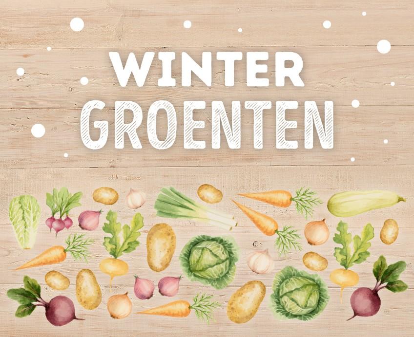 Recepten met wintergroenten