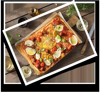 Tante Fanny Pizza Rustiek