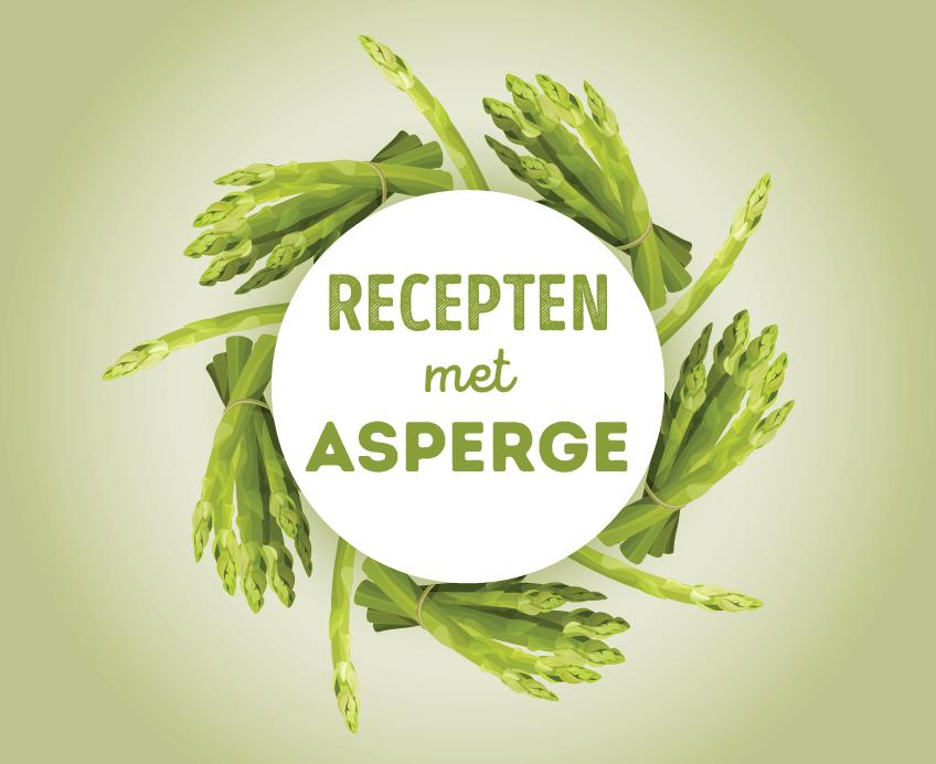 Recepten met asperge