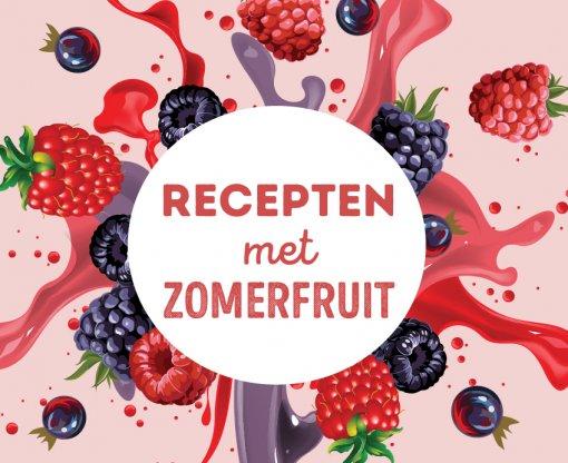 Recepten met zomerfruit