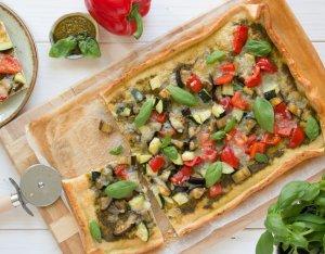 Recept: Zomer pizza