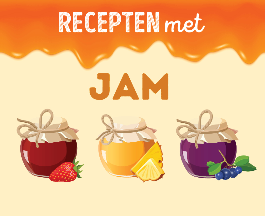 Recepten met jam