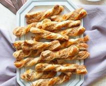 Recept: notenstengels van bladerdeeg