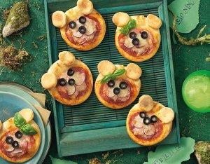 Recept: beertjes van pizzadeeg