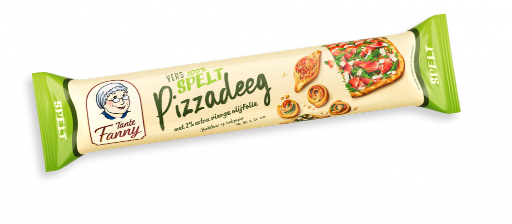 Spelt Pizzadeeg