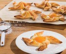 Recept: zoete bladerdeegmolens met abrikozen