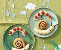Recept: zoete rondo's met hazelnootpasta