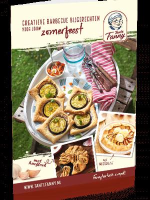 Receptenboekje zomer - Tante Fanny