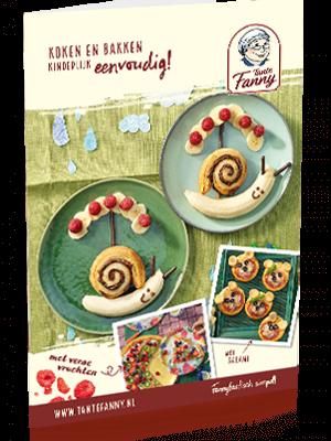 Receptenboekje kinderrecepten - Tante Fanny