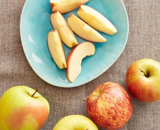 Bakken met appel hartig & zoet