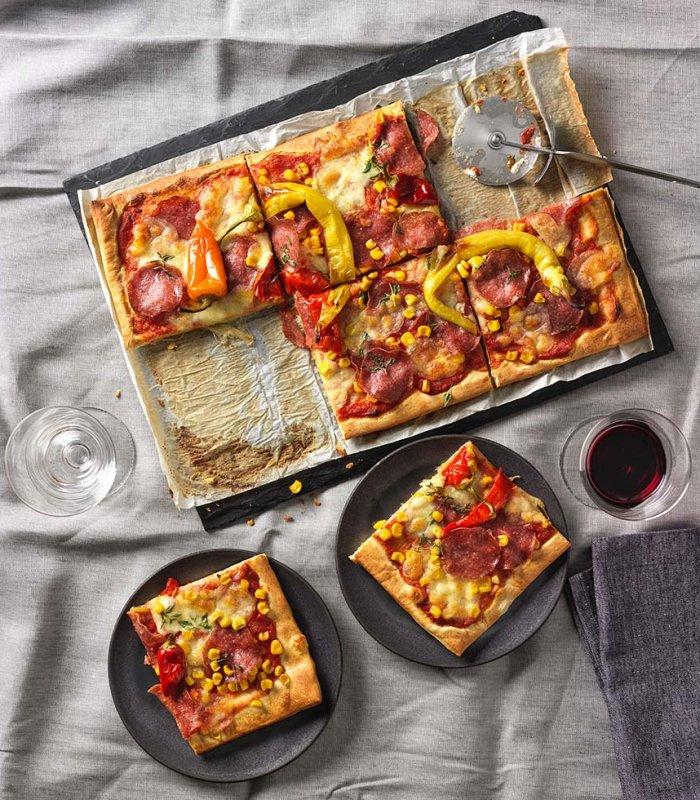 Pizza Diavolo - Tante Fanny